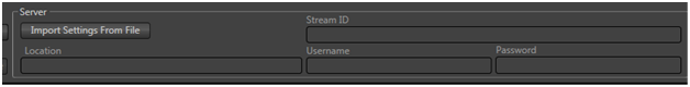 TriCaster Configs